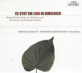 Es stot ein Lind in Himelreich, Weihnachtliche Musik aus Mitterlater und Renaissance im Freiburger Münster (Ars Musici)