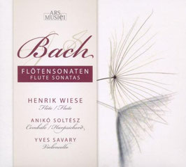 Johann Sebastian Bach: Flötensonaten (Ars Musici)