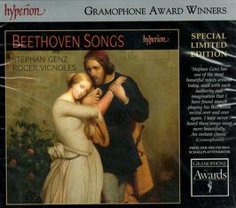 Ludwig van Beethoven: Songs (Hyperion)