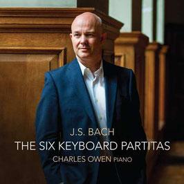Johann Sebastian Bach: The Six Keyboard Partitas (2CD, Avie)
