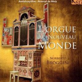 L'Orgue au Nouveau Monde (K617)