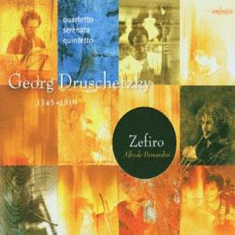 Georg Druschetzky: Quartetto, Serenata, Quintetto (Ambroisie)