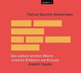 Joseph Haydn: Die sieben letzten Worte unseres Erlösers am Kreuze (Quintone)