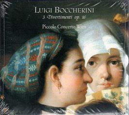 Luigi Boccherini: 3 Divertimenti op. 16 (Symphonia)
