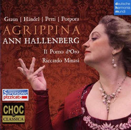Agrippina: Graun, Händel, Perti, Porpora (Deutsche Harmonia Mundi, Sony)