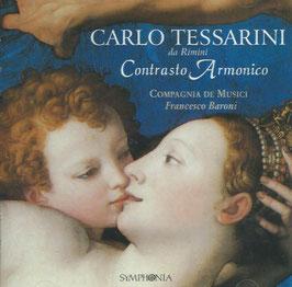Carlo Tessarini: Contrasto Armonico (Symphonia)