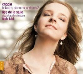 Frédéric Chopin: Ballades, Piano Concerto no. 2 (Naïve)