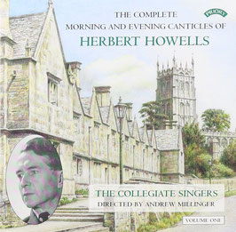 Herbert Howells: The Complete Morning and Evening Canticles (Priory)