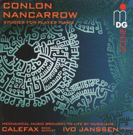 Conlon Nancarrow: Studies for Player Piano (MDG)