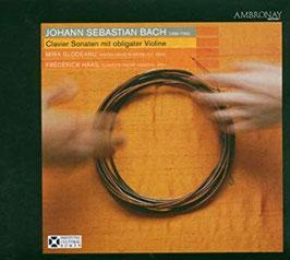 Johann Sebastian Bach: Clavier Sonaten mit obligater Violine, BWV 1014-1019 (2CD, Ambronay)