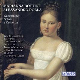 Marianna Bottini, Alessandro Rolla: Concerti per Solista e Orchestra (Tactus)