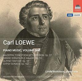 Carl Loewe: Piano Music, volume one (Toccata Classics)