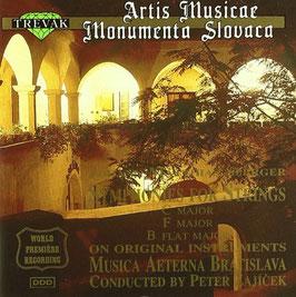 Johann Matthias Sperger: Symphonies for Strings (Trevak)