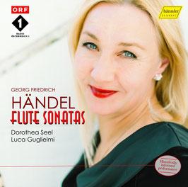 Georg Friedrich Händel: Flute Sonatas (Hänssler)