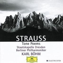 Richard Strauss: Tone Poems (3CD, Deutsche Grammophon)