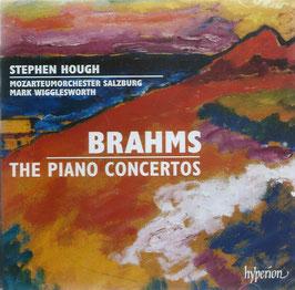Johannes Brahms: The Piano Concertos (2CD, Hyperion)