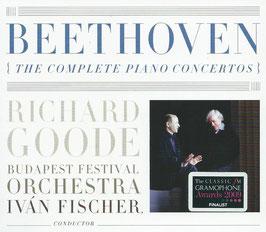 Ludwig van Beethoven: The Complete Piano Concertos (3CD, Nonesuch)