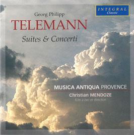 Georg Philipp Telemann: Suites & Concerti (Integral Classic)