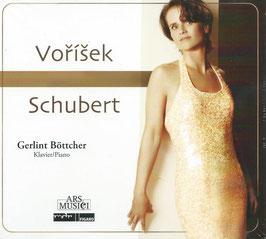 Jan Václav Vorísek: 12 Rhapsodien für Pianoforte Op. 1, Franz Schubert: 4 Impromptus D899 (Ars Musici)