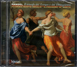 Georg Friedrich Händel: Il Trionfo del Tempo e del Disinganno (2CD, Hyperion)