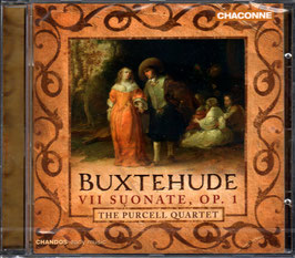 Dieterich Buxtehude: VII Suonate, Op. 1 (Chandos Chaconne)