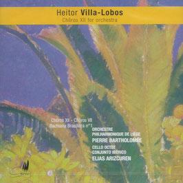 Heitor Villa-Lobos: Choros XII for orchestra (Cyprès)