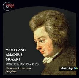 Wolfgang Amadeus Mozart: Sonatas & Fantasia, K.475 (Musica Omnia)