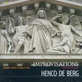 Henco de Berg, Improvisations (Prestare)