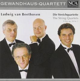 Ludwig van Beethoven: Die Streichquartette op. 59/1 (NCA Classical)
