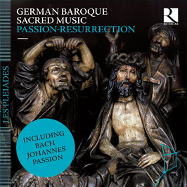 German Baroque Sacred Music: Passion-Ressurection (7CD, Ricercar)