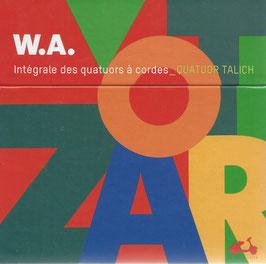 Wolfgang Amadeus Mozart: Intégrale des quatuors à cordes (7CD, La Dolce Vita)