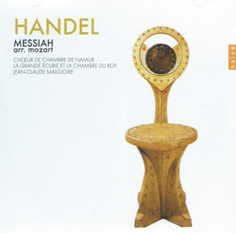 Georg Friedrich Händel (bewerking Wolfgang Amadeus Mozart): Messiah (2CD, Naïve)