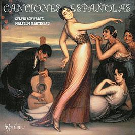 Canciones Españolas (Hyperion)