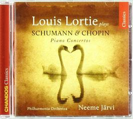 Robert Schumann, Frédéric Chopin: Piano Concertos (Chandos)