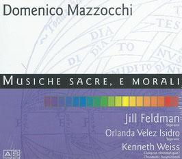 Domenico Mazzocchi: Musiche sacre, e morali (AS Musique)