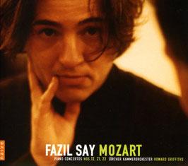 Wolfgang Amadeus Mozart: Piano Concertos nos. 12, 21, 23 (Naïve)