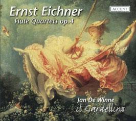 Ernst Eichner: Flute Quartets op. 4 (Accent)