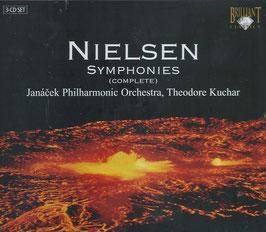 Carl Nielsen: Symphonies 1-6 (complete) (3CD, Brilliant)