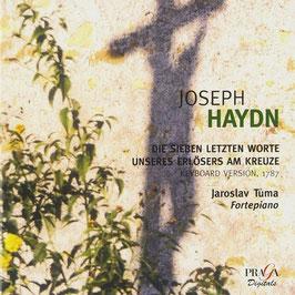 Joseph Haydn: Die sieben letzten Worte unseres Erlösers am Kreuze (SACD, Praga)