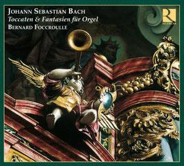 Johann Sebastian Bach: Toccaten & Fantasien für Orgel (Ricercar)
