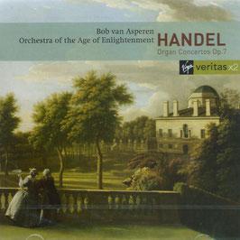 Georg Friedrich Händel: Organ Concertos Op. 7 (2CD, Virgin Veritas)