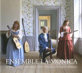 Ensemble La Monica: La Barre, Galliard, Visée, Matteis, Merci, Hotteterre, La Bergerie, Böddecker (SFZ)