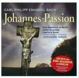Carl Philipp Emanuel Bach: Johannes-Passion (2CD, Capriccio)