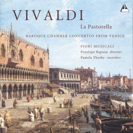 Antonio Vivaldi: Le Pastorella, Baroque Chamber Concertos from Venice (Metronome)