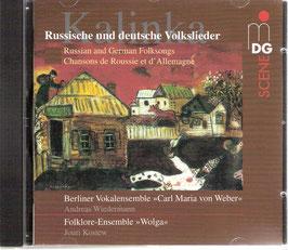 Kalinka, Russische und deutsche Volklieder (MDG)