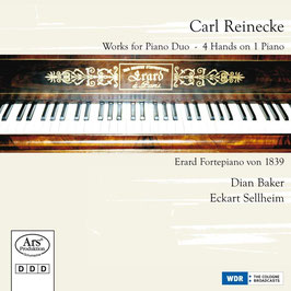 Carl Reinecke: Works for Piano Duo, 4 Hands on 1 Piano (Ars Produktion)