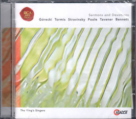 Sermons and Devotions: Górecki, Tormis, Stravinsky, Poole, Tavener, Bennett (RCA)