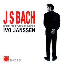 Johann Sebastian Bach: Complete Keyboard Works (20CD, VOID)