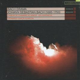 Johann Sebastian Bach: Drama (2CD, Ambronay)