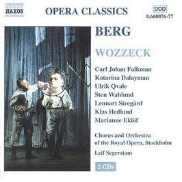 Alban Berg: Wozzeck (2CD, Naxos)